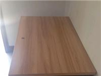 超低价转让自用1米长办公桌