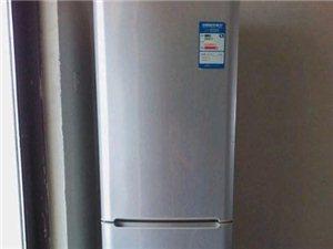 海尔冰箱个人家用冰箱上下双门冰箱215升