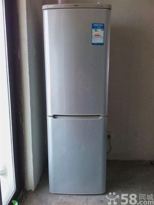海爾冰箱個人家用冰箱上下雙門冰箱215升