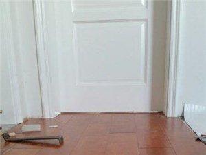 专业安装木地板,