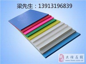 上海钙塑板,钙塑箱,中空板周转箱