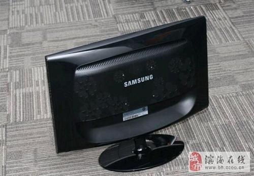 三星(SAMSUNG)品牌24寸液晶顯示器低價轉讓