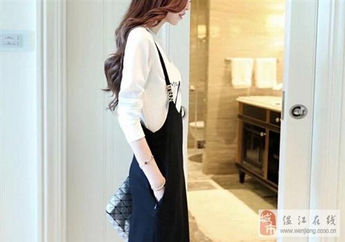 新款潮流女裝,顯瘦修身連衣裙