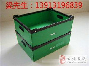 专业生产销售围板箱 中空板箱 阻燃塑料中空板