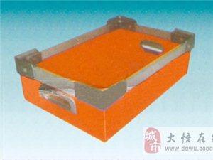 塑料围板箱 昆山防静电板 中空板 塑料围板箱