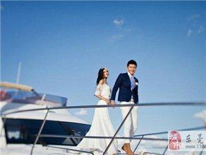 獨家海景基地(遊艇+海景+園林)好萊塢婚紗攝影