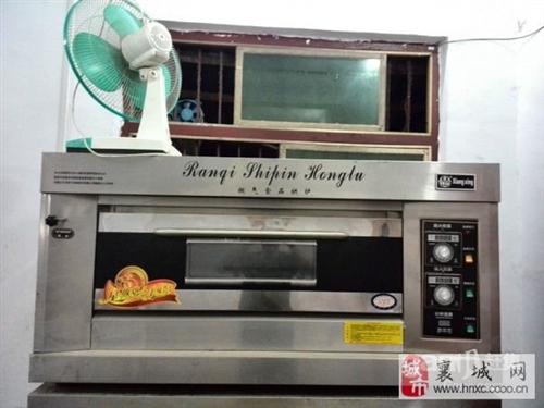 转让单层祥兴燃气烤箱-2000元