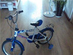 占地方儿童自行车便宜卖了
