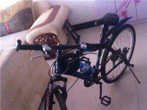 低价出售一辆山地自行车
