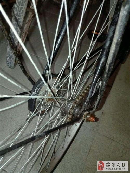 低價轉讓邦德富士達自行車