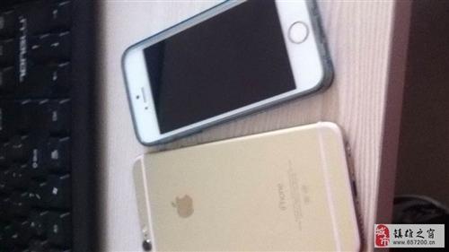 95新金色蘋果6換6S出售了有意來電