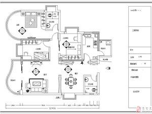 私人设计室内施工图纸(家装、工装或店面装修等等)