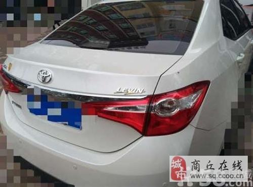 丰田雷凌 2014款 1.6L 自动 精英版(国Ⅳ)  [1