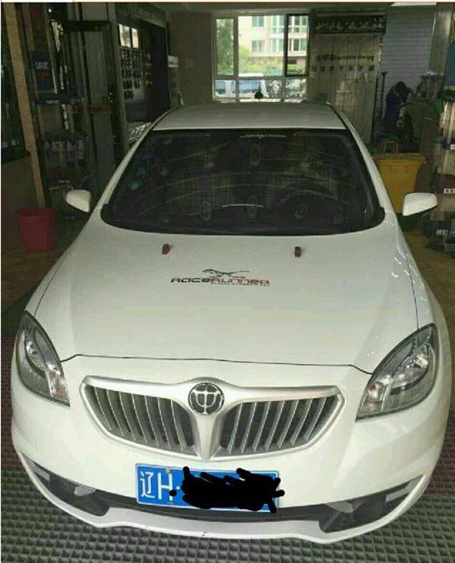 中华中华H330 2013款 1.5L 手动舒适型 白色
