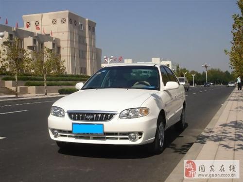 低價出售家用起亞千里馬1.3gl獨懸三廂轎車,需過戶。