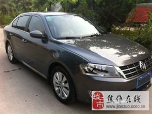 出售朗逸1.4T自动豪华版轿车