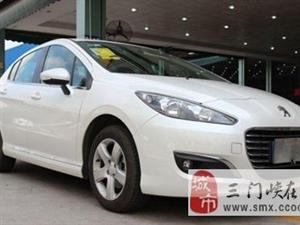 出售标致3081.6L自动风尚型轿车
