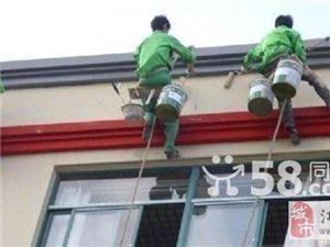 武漢市江夏區專業拆裝落水管 高空維修落水管