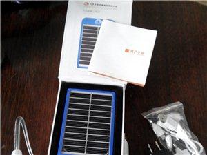 處理一批太陽能充電寶  有光就有電  戶外必備