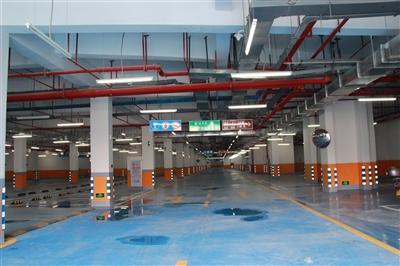 地下停车场2