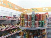 小超市货架出售 - 1200元