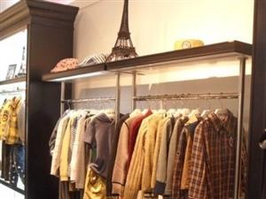 商场童装专柜整套货柜低价转让 - 8000元