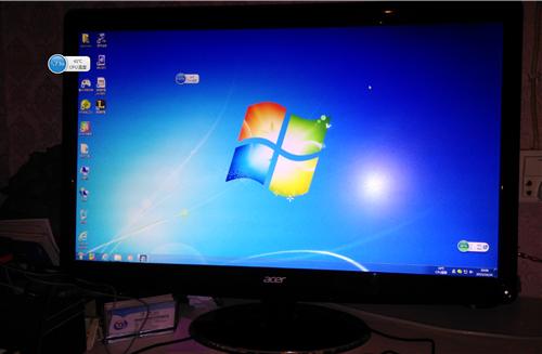 27寸高端宏碁显示器+游戏主机,可玩英雄联盟