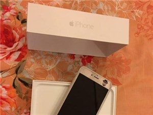 自用iphone 6 plus 16G一台