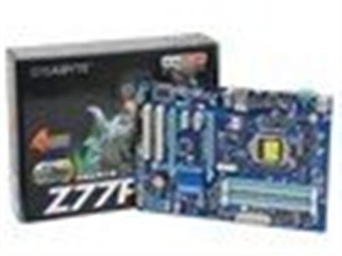 出售95成新的拆機主板技嘉Z77P,買到絕對值得!