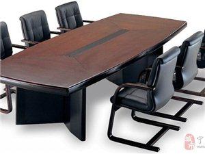 低价转让全套办公桌,会议桌,电脑,打印机等