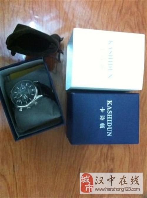 卡仕顿皮带手表 - 100元