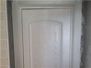 出售全新欧式实木复合门
