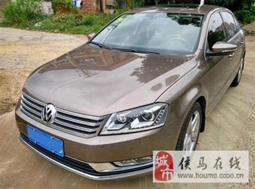 出售二手大眾邁騰1.4T豪華型轎車