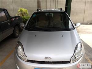 出售奇瑞A12011款1.0MT两厢车一辆