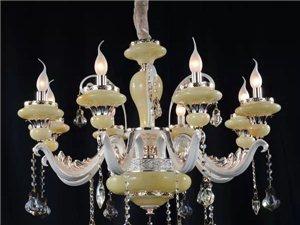 皇家国际灯饰厂新款即将上市,样品底价处理