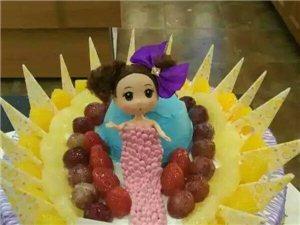 皇家饼屋力推新款儿童生日蛋糕