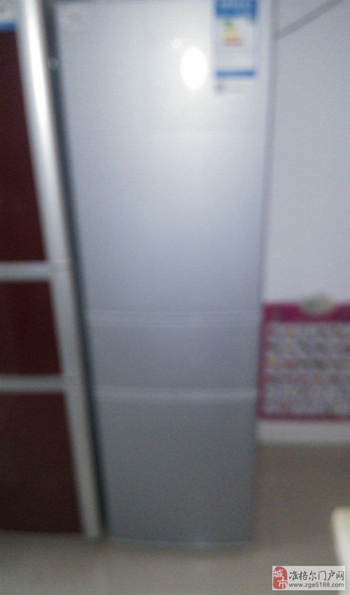 出售全新海尔三门冰箱