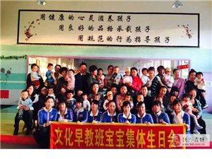 文華幼兒園提倡早教計劃
