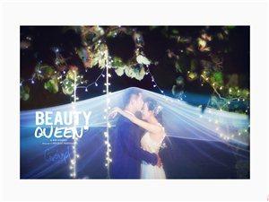 千赢国际娱乐qy88百合经典婚纱摄影月下秋千婚纱照主题套系