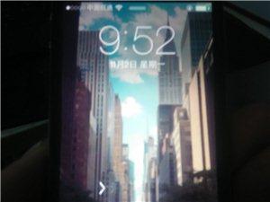 95成新iphone4国行8G