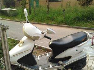 低价转让踏板摩托车