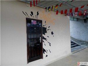 泸州墙体彩绘——合江根据地酒吧