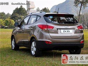 韩国进口发动机全景顶配ix35现代越野车出售