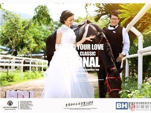 千赢国际娱乐qy88百合经典滨海爵士皇家双人马场蜜月婚纱照主题