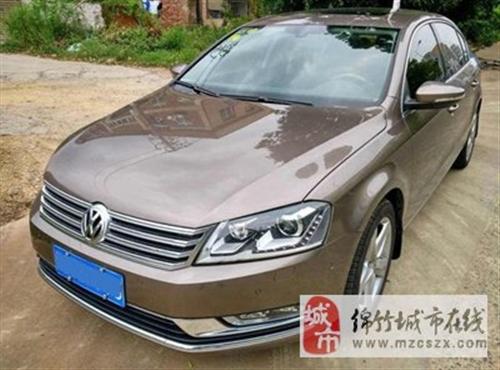出售大眾邁騰1.4T豪華型轎車36000元