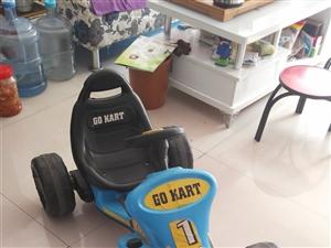 招远儿童电动汽车,原价200元,出售没开几次