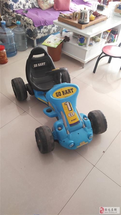 招遠兒童電動汽車,原價200元,出售沒開幾次