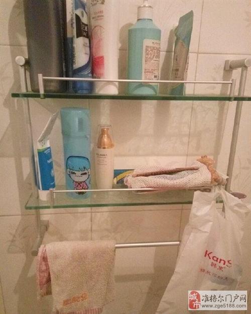 出售卫浴架子 质量好