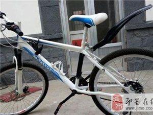 九成新不到一年变速自行车转让
