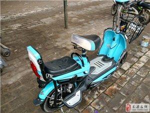 出售二手电动自行车一辆